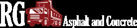 RG Asphalt and Concrete Logo